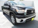 2011 Black Toyota Tundra SR5 CrewMax #67593873