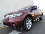 2009 Merlot Metallic Nissan Murano S AWD #67594140