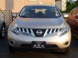 2009 Saharan Stone Metallic Nissan Murano S AWD #67594135