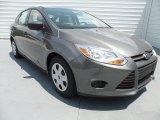 2012 Sterling Grey Metallic Ford Focus S Sedan #67593857