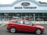 2012 Red Candy Metallic Ford Focus SE Sport 5-Door #67593822