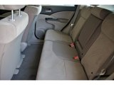 2012 Honda CR-V LX Rear Seat