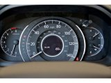 2012 Honda CR-V LX Gauges