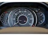 2012 Honda CR-V LX Gauges