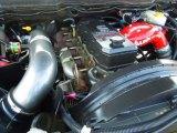 2007 Dodge Ram 3500 SLT Quad Cab 4x4 5.9 Liter OHV 24-Valve Turbo Diesel Inline 6 Cylinder Engine