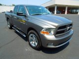2012 Mineral Gray Metallic Dodge Ram 1500 Express Quad Cab #67594059