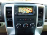 2012 Dodge Ram 1500 Big Horn Crew Cab Navigation