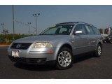 2003 Reflex Silver Metallic Volkswagen Passat GLS Wagon #67594023