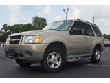 2003 Ford Explorer Harvest Gold Metallic