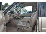 2003 Ford Explorer Sport XLT Medium Parchment Beige Interior