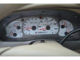 2003 Ford Explorer Sport XLT Gauges