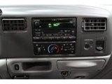 2003 Ford F250 Super Duty XLT SuperCab Controls
