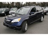 2007 Royal Blue Pearl Honda CR-V EX-L 4WD #6737443