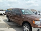 2012 Golden Bronze Metallic Ford F150 XLT SuperCrew #67644568