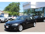 2011 Black Sapphire Metallic BMW 3 Series 328i Sports Wagon #67644566