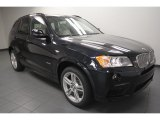 2013 Carbon Black Metallic BMW X3 xDrive 35i #67644935