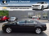 2012 Black Granite Metallic Chevrolet Malibu LS #67645251