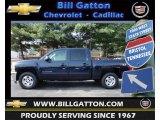 2012 Imperial Blue Metallic Chevrolet Silverado 1500 LT Crew Cab 4x4 #67645211