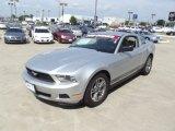 2011 Ingot Silver Metallic Ford Mustang V6 Premium Coupe #67644872