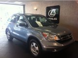 2010 Glacier Blue Metallic Honda CR-V LX #67645180