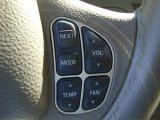 2003 Lincoln Town Car Executive Controls