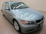 2007 Arctic Metallic BMW 3 Series 328xi Sedan #67644442