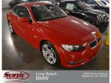 2009 Crimson Red BMW 3 Series 335i Convertible #67644815