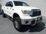2008 Super White Toyota Tundra SR5 CrewMax 4x4 #67644794