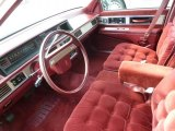 Oldsmobile Eighty-Eight Royale Interiors
