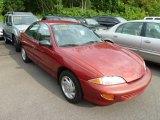 1998 Chevrolet Cavalier Sedan Front 3/4 View