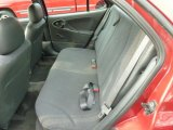 1998 Chevrolet Cavalier Sedan Rear Seat