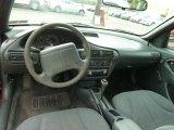 1998 Chevrolet Cavalier Sedan Dashboard