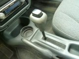 1998 Chevrolet Cavalier Sedan 3 Speed Automatic Transmission