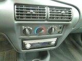 1998 Chevrolet Cavalier Sedan Controls