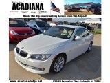 2011 Mineral White Metallic BMW 3 Series 328i Convertible #67644713