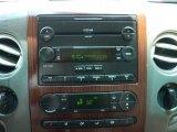 2005 Ford F150 Lariat SuperCab 4x4 Controls
