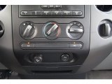 2005 Ford F150 XLT SuperCab Controls