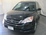 2011 Crystal Black Pearl Honda CR-V EX 4WD #67645037