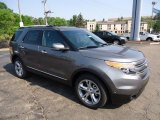 2013 Sterling Gray Metallic Ford Explorer Limited 4WD #67644674