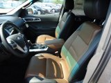 2013 Ford Explorer Limited 4WD Front Seat