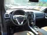 2013 Ford Explorer Limited 4WD Dashboard