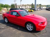 2013 Race Red Ford Mustang V6 Coupe #67644671