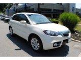 2010 White Diamond Pearl Acura RDX SH-AWD #67644664