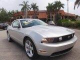 2011 Ingot Silver Metallic Ford Mustang GT Premium Coupe #67644648