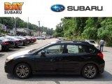 2012 Obsidian Black Pearl Subaru Impreza 2.0i Sport Premium 5 Door #67644640