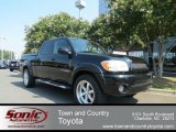 2005 Black Toyota Tundra Limited Double Cab #67644985