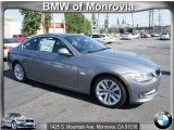 2012 Space Grey Metallic BMW 3 Series 328i Coupe #67713139
