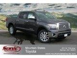 2012 Magnetic Gray Metallic Toyota Tundra Platinum CrewMax 4x4 #67712996