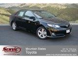 2012 Attitude Black Metallic Toyota Camry SE #67712989