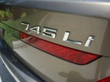 BMW 7 Series 2004 Badges and Logos